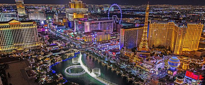 2019 Las Vegas 拉斯维加斯之旅:逛酒店、吃自助、看演出、胡佛大坝、奥莱攻略!